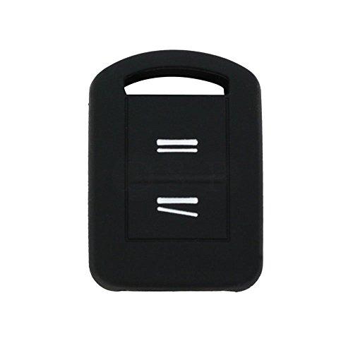 tuqiang® Coque en silicone peau Veste Fit pour Opel Vauxhall Télécommande 2 touches clé cv9621