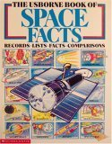 The Usborne Book of Space Facts (Records, Lists, Facts, Comparisons)