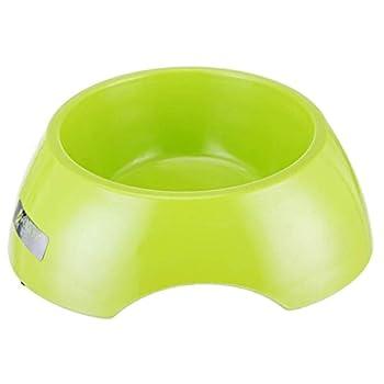 Chiens Gamelles et distributeurs Chien de Nourriture pour Animaux de Compagnie Bowl Bol de Nourriture pour Chien Chien d'eau Potable Bowl Pet Supplies (Vert) Chiens Gamelles