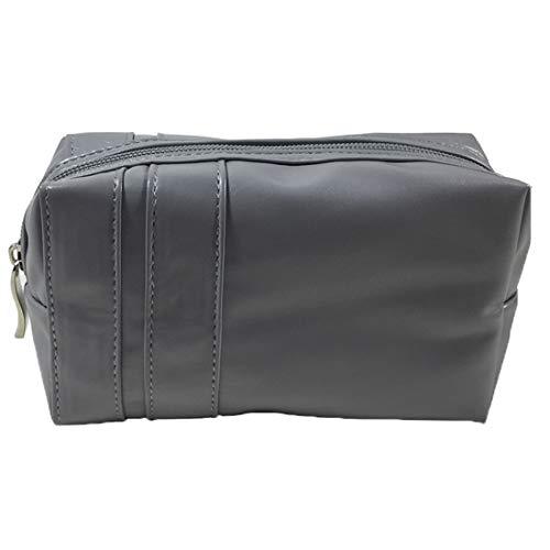 Tclothing Sac à linge uni imperméable pour loisirs, sac de toilettes, sac de toilette, sac à chaussures, cosmétique, voyage avec fermeture éclair.