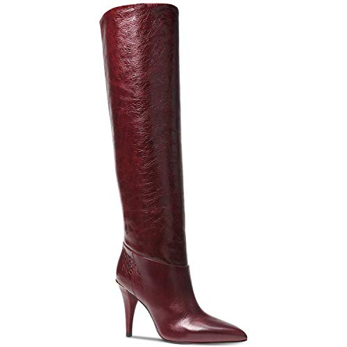Brand: Michael Kors Style: Fashion Boots Materials: Leather upper / Manmade outsole Toe Style: Pointed Toe Closure Type: Zip