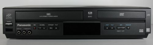 Review Of Panasonic Pro Line AG-VP310 A DVD/VCR Combo HiFi Stereo 4-Head Video Cassette Recorder