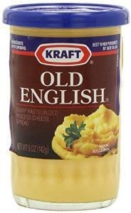 Kraft Cheese Spread, Old English 5 Oz (Pack of 12) by Kraft