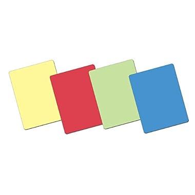CounterArt Flex Cutting Mat, Mini, Assorted, Set of 4