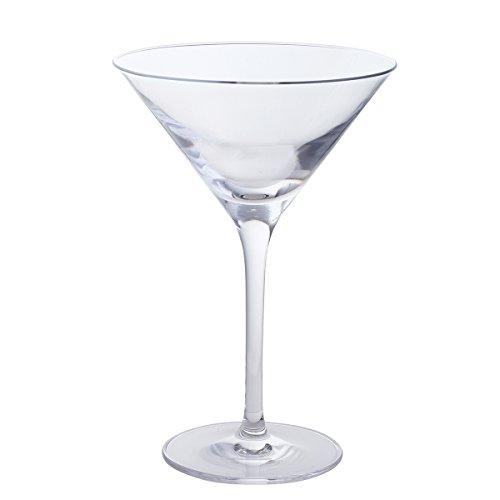 Dartington - Juego de Vasos de Martini, Cristal