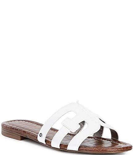 [サムエデルマン Sam Edelman] シューズ 28.0 cm パンプス Bay Patent Double E Sandals Bright Whi レディース [並行輸入品]