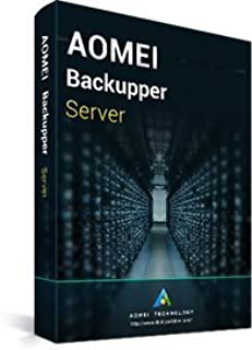 AOMEI Backupper Server - Latest Edition + Free Lifetime Upgrades - Digital Delivery