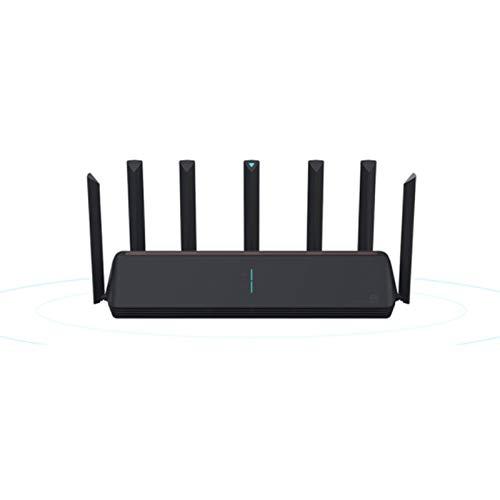OBEST 1 Enrutador de Puerto Gigabit AX3-3600, Velocidad Inalámbrica de Doble Banda 5G / Velocidad Inalámbrica 3000M / Velocidad WiFi 2976Mbps, Muchas Pantenas Inteligentes