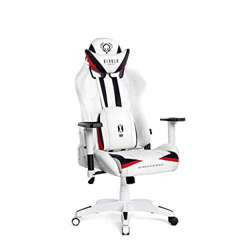 Diablo X-Ray Gaming Chair For Kids Office Desk Chair 2D Armrests Ergonomic...