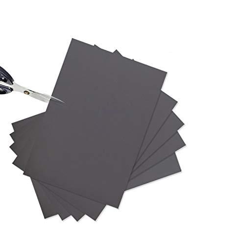 uyoyous 10 unidades de lámina magnética A4 de 0,5 mm para manualidades,...