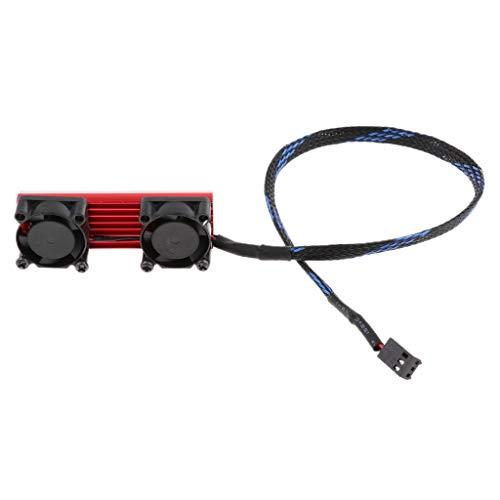 F Fityle Radiadores de Enfriamiento Almohadilla Ventiladores Enfriadores para M.2 SSD 2280