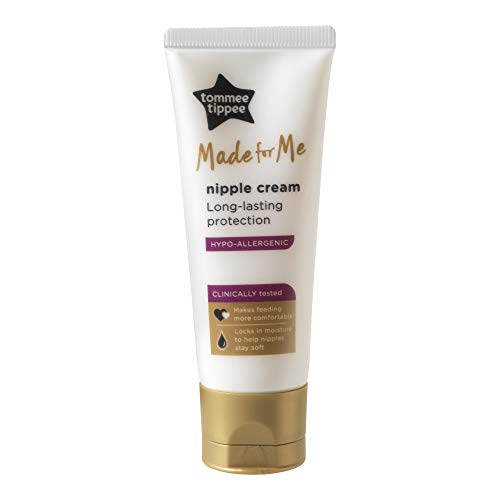 Tommee Tippee Made for Me 100% Natural Nipple Cream, 40 ml, 423596