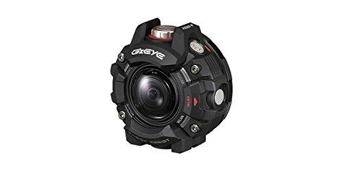 CASIO(カシオ)デジタルカメラG'zEYEGZE-1耐衝撃落下4m防水水深50mブラックGZE-1BK
