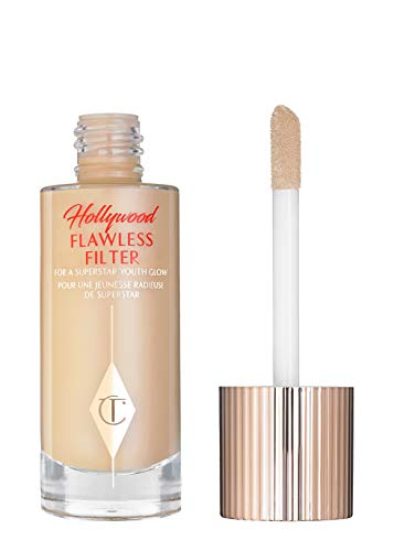CHARLOTTE TILBURY HOLLYWOOD FLAWLESS FILTER 30ML LIGHT MEDIUM 3 30ml Color blanco aspiradora de pie