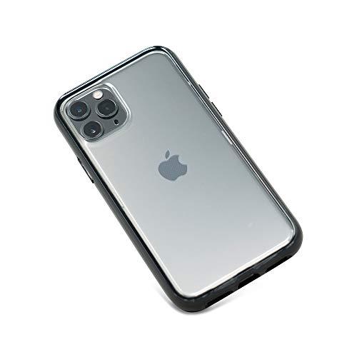 Mous - Funda Transparente para iPhone 11 Pro MAX - Clarity - Sin Protector de Pantalla Incluido