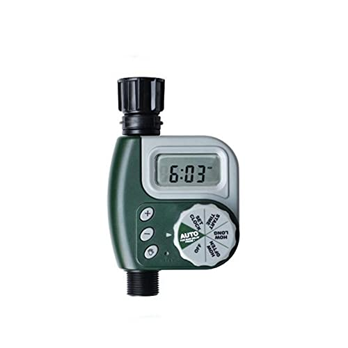 Holzsammlung Smart 1-Dial Programmable Automatic Hose Timer/Garden...
