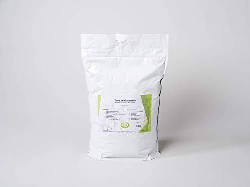 Diamix® - Terre de diatomée - 5 Kg - Direct Fabricant sans intermédiaire - Port Inclus - 19,90 € -
