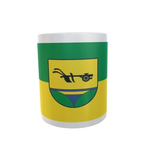 U24 Tasse Kaffeebecher Mug Cup Flagge Pätow-Steegen