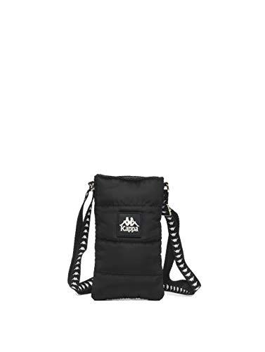 Kappa Herren Taschen Fraini schwarz Einheitsgröße