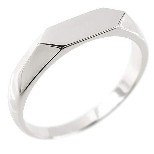 [アトラス]Atrus リング メンズ pt900 プラチナ 印台 地金 指輪 トレジャーハンター 22号