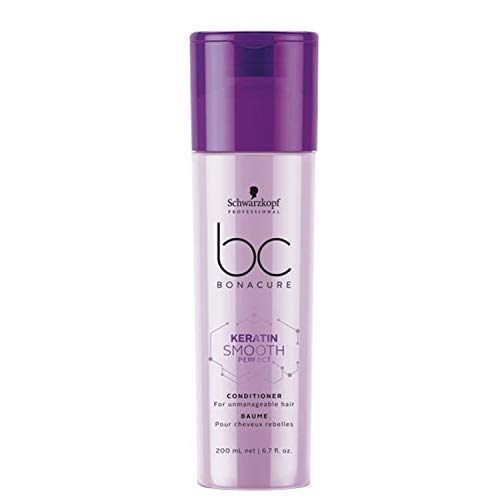Schwarzkopf Professional BONACURE Keratin Smooth Perfect Conditioner, 200 ml