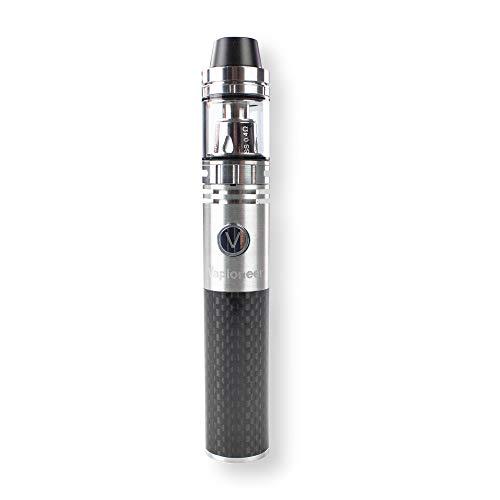 Vapioneer® Ryzer 100 | E-Zigarette 100 Watt | E-Shisha mit 2ml Tankinhalt für Liquid | Dampfer mit 2400mAh Akku | Einfache Handhabung | Schwarz | Ohne Nikotin