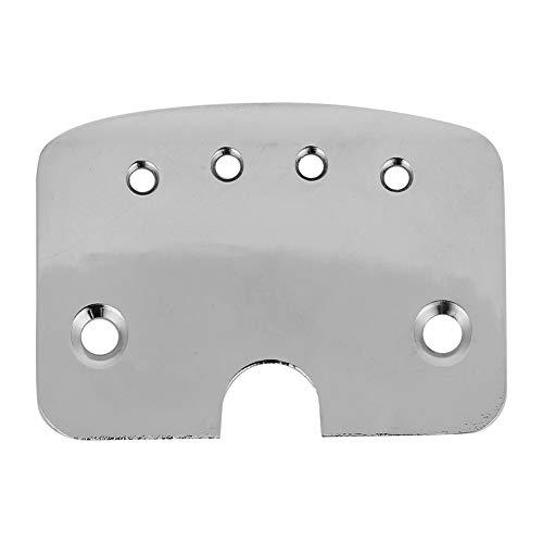 Pieza de cola de guitarra, pieza de guitarra de 4 cuerdas, fácil...