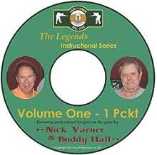 Legends Instructional DVD series --One Pocket