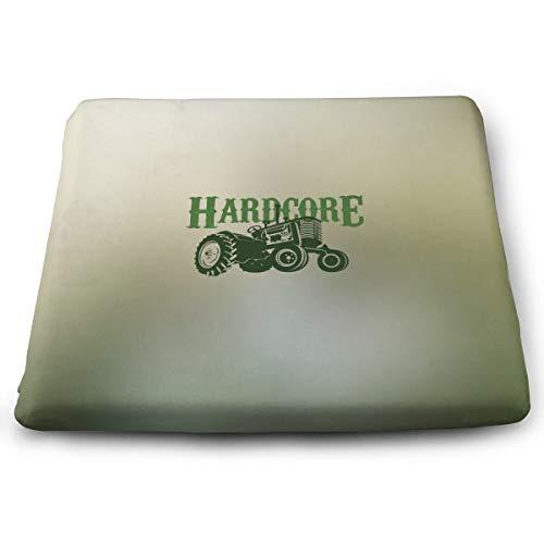 Memory Foam Pad zitkussen. Autostoel kussens om hoogte te verhogen - bureaustoel comfortabel kussen - grappige boer trekker