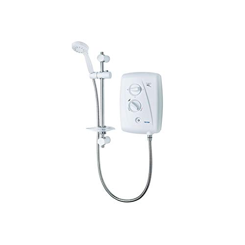 Triton Seville 10.5kw Electric Shower White MOSV01SG NEW FAST DELIVERY