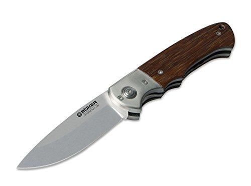 Böker Titan Hunter Wood 110170