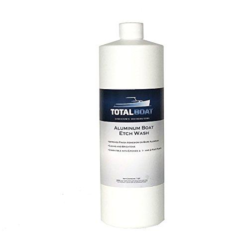 TotalBoat Aluminum Boat Etch Wash
