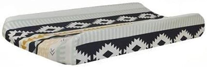 Tribal Aztec Arid Horizon Changing Pad Cover Fits Standard Contoured Changing Pads