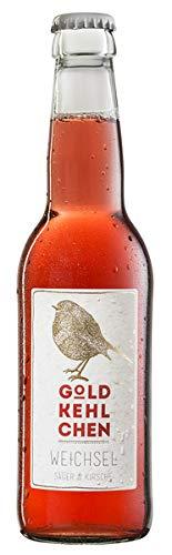 Goldkehlchen | Österreich (Steiermark) Goldkehlchen Cider Weichsel 4,5% (1x 0,33L)