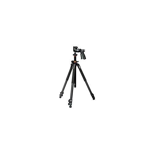 Vanguard Alta Pro 263AGH - Trípode de Aluminio (Carga máxima de 6 kg), Color Negro