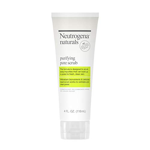 Neutrogena Daily Pore Facial Scrub with Natural Salicylic Acid