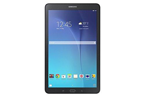 Samsung Galaxy Tab E SM-T560 Tablet 8 GB Schwarz - Tablets (24,4 cm (9.6 Zoll), 1200 x 800 Pixel, 8 GB, 1,5 GB, Android, Schwarz)