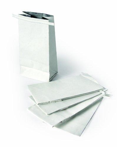 Camco Replacement Grease Storage Bags - Easily Contain and Dispose Used Cooking Grease, Foil Lined Bags Seal in Odor, Prevent Drain Clogs - 5 Pack (42285)