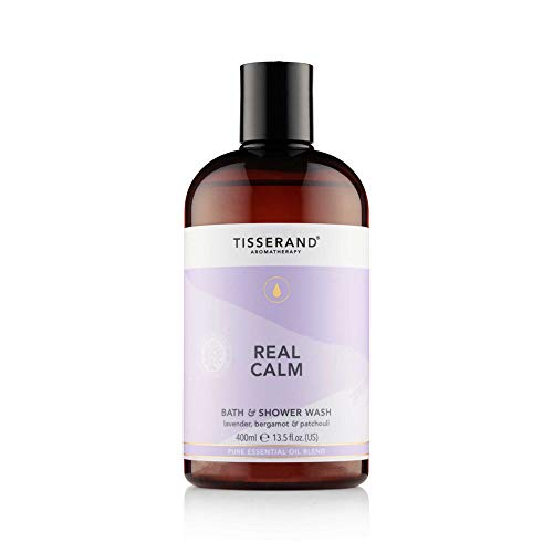 Tisserand Aromatherapy - Real Calm Bath and Shower Wash, 400 ml