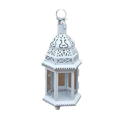 KaarsenRetro Kasteel IJzer Holle Kandelaar Kerst Decoratie Gift Home Decor