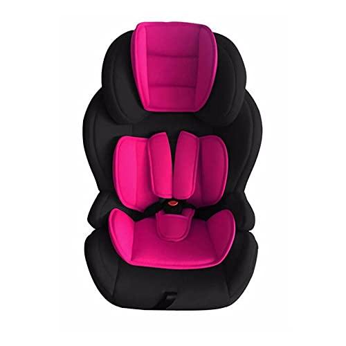 XNL Coche para Bebé Asiento para Niños Asiento De Seguridad Asiento para Niños Silla De Asiento Bebé Bebé Pink
