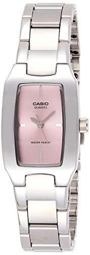 Casio LTP1165A-4C - Reloj clásico analógico de cuarzo para mujer