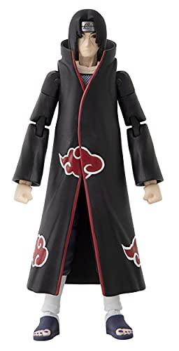 Bandai Naruto Shippuden-Figurine Anime Heroes 17 cm-Itachi Uchiwa, 36904