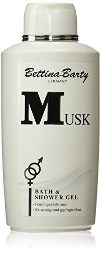 Bettina Barty 315 Musk Showergel, 1er Pack (1 x 500 ml)