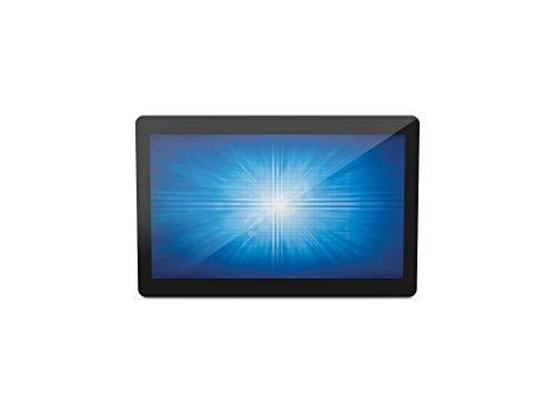 Elo Touch Solution E021388 Multi-Touch-Bildschirm mit 55,9 cm(22 Zoll), 1920x 1080 Pixel, schwarz, 14ms, 250cd/m², LCD, 1000:1, mit projiziertem kapazitivem System