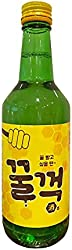 Bohae Gulp Gulp! Honey Soju (Alc. 9.2%) - Korean, 360 ml