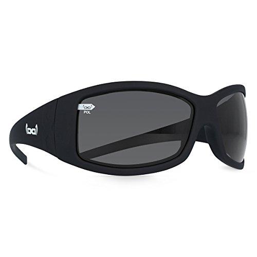 gloryfy unbreakable eyewear Sonnenbrille G2 pure black POL, schwarz