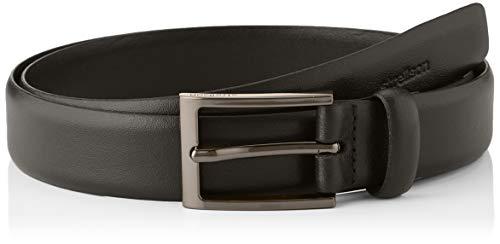 Strellson Premium Herren 3059 STRELLSON Belt 3 cm/NOS Gürtel, Schwarz (Black 001), 672 (Herstellergröße: 80)