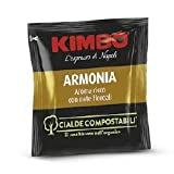 Kimbo Armonia Espresso ESE Compostable Coffee Pods [100/box]