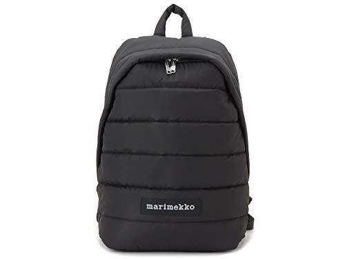 マリメッコ(marimekko) リュック 45486-009 LOLLY ローリー バックパック ブラック レディース バッグ [並行輸入品]